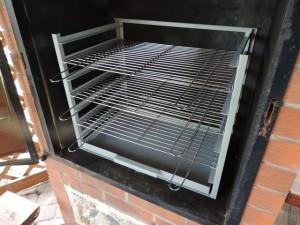 Wkład grillowy do wędzarni