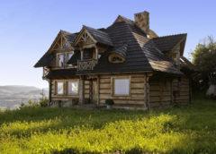 Najpiękniejsze domy z drewna