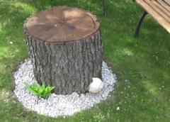 Renowacja stolika ogrodowego