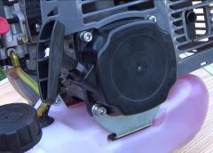 Kosa spalinowa montaż rozrusznika linkowego albo inaczej zrywki